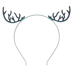 3/$20 NEW Anodized Deer Antlers Headband NWT